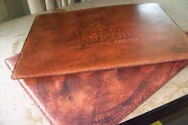 custom leather desk pads mats by kerry u0027s custom leather