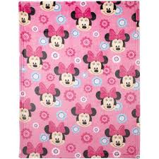 minnie mouse christmas wrapping paper disney minnie mouse plush printed blanket walmart