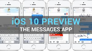champagne iphone emoji ios 10 preview messages does stickers apps animations u0026 more