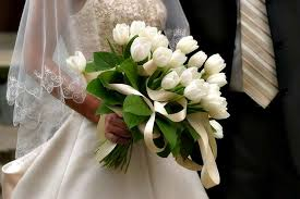 Tulip Bouquets Beautiful Bridal Tulip Wedding Bouquets