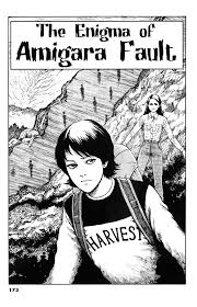 the enigma of amigara fault junji ito long but good album on