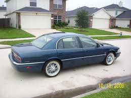 lexus swangas 2000 buick park avenue information and photos zombiedrive
