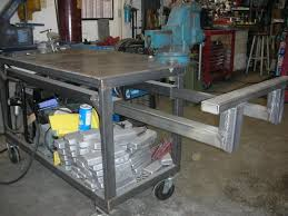 How To Build A Bench Vise Best 25 Welding Table Ideas On Pinterest Welding Shops Near Me