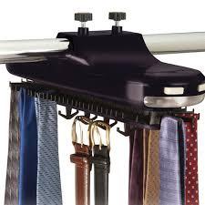 tips closetmaid tie rack tie and belt rack tie rack walmart