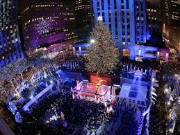 lighting of the tree rockefeller center 2017 rockefeller center holiday tree lighting vip experience with buffet