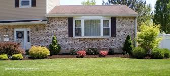 Split Level Front Porch Designs Front House Landscape Design Ideas Front Porch Ideas Decor