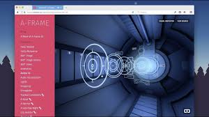 What Is An A Frame House Webvr And A Frame Showcase In Firefox Youtube