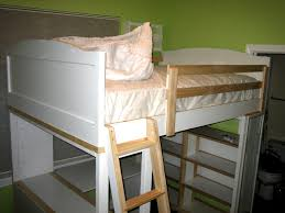 Ana White Pottery Barn Bed Ana White Chelsea Loft Bed Diy Projects