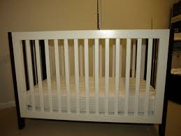 Princeton Convertible Crib by Bedroom Enchanting White Sorelle Vicki Crib With Drawers And