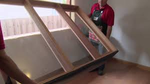 Casement Window by How To Install A Casement Window Diy At Bunnings Youtube
