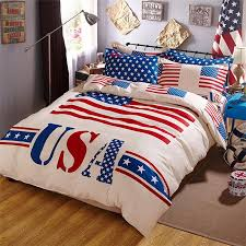 Comforter Manufacturers Usa New American Flag Bedding Bed Cover And Comforters Cotton Good