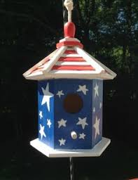 had fun with some paint and a little plain birdhouse from michaels