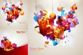 new year theme christmas free vector download 12 076 free vector