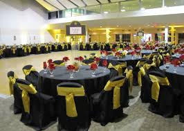 party people event decorating company broadway themed awards banquet