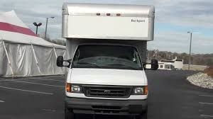 for sale 2004 ford e 450 box drw 111k miles diesel 16 foot box