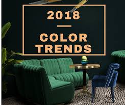 interior design trends 2018 top see the top interior design colour trends for 2018 you need to follow