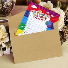 Blank Invitation Cards And Envelopes Compare Prices On Blank Birthday Invitation Online Shopping Buy