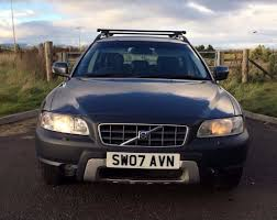 volvo xc70 2 4 d5 se 2007 one owner from new full service history