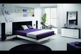 Bedroom Furniture Black And White by Black And White Bedroom Furniture Home Design Ideas And Pictures