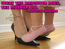 Mother And Daughter Love Quotes by Mother And Daughter