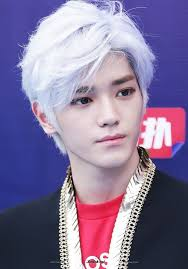 popular kpop hair colours anime white hairstyles kpop korean hair and style