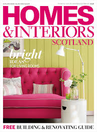 interior home magazine subscribe homes interiors scotland