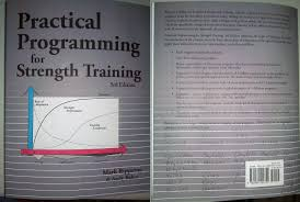 Crossfit Programming Spreadsheet Practical Programming For Strength Training 3rd Edition Review