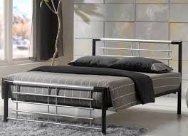 extra strong metal devon bed with mesh frame reinforced beds