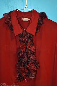 red scarves red scarf ruffle scarf gifts under 10 gifts for