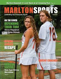 marlton sports magazine fall 2016 by marlton sports magazine issuu