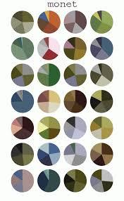 2017 color combinations pin by vicki vincent on color combos pinterest monet color
