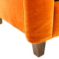 Sofa Rental Orange Sofa Rentals Event Furniture Rental Formdecor