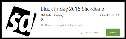 what is the best app for black friday deals top 10 black friday 2016 shopping apps for android