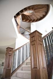 Living Room Living Room Stair Landing Decor Stairwell Decorating