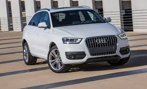 suv audi q3 audi q3 reviews audi q3 price photos and specs car and driver