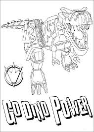 100 ideas power rangers megazord coloring pages