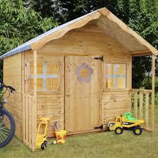 outdoor playhouse diy