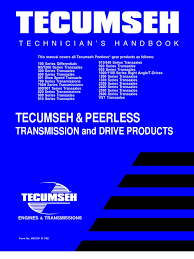 1 tesmm tecumseh engine service maintenance manual transmission