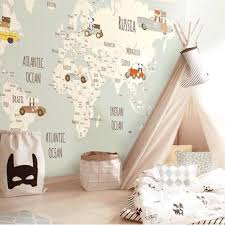 little hands wallpaper with teepee beautiful kids room