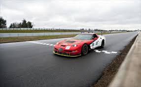 corvette museum race track corvette races competitively at the corvette museum s