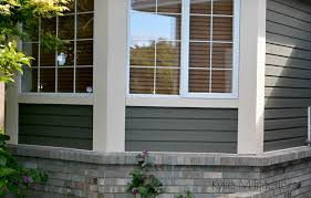 exterior paint colour palette with benjamin moore sharkskin and