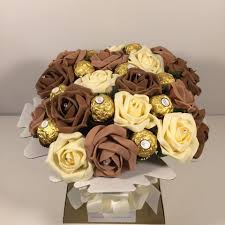 chocolate flowers chocolate and roses chocolate bouquet celebrate gifts