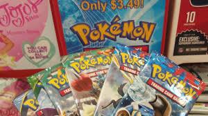target pokemon black friday 2017 lucky pulls pokemon 3 49 target booster packs opening youtube