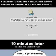 Helix Fossil Meme - the helix fossil has spoken by recyclebin meme center