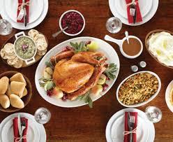 boston market announces to go thanksgiving meals restaurant news