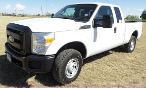 Ford F250 Pickup Truck - 2011 ford f250 super duty supercab pickup truck item l6599