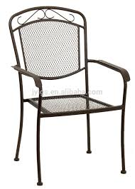 Patio Stack Chairs Wire Mesh Patio Furniture Wire Mesh Patio Furniture Suppliers And