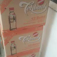 Teh Botol Sosro Pouch 230ml jual produk sejenis teh botol sosro kemasan pouch 230ml garansi