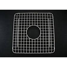 Rohl WSGSS Wire Sink Grid For RC Kitchen Sinks Both Left - Kitchen sink grid