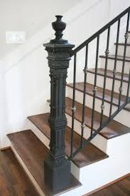 Stair Post Height by 30 Best Railing Spindles And Newel Posts For Stairs Images On